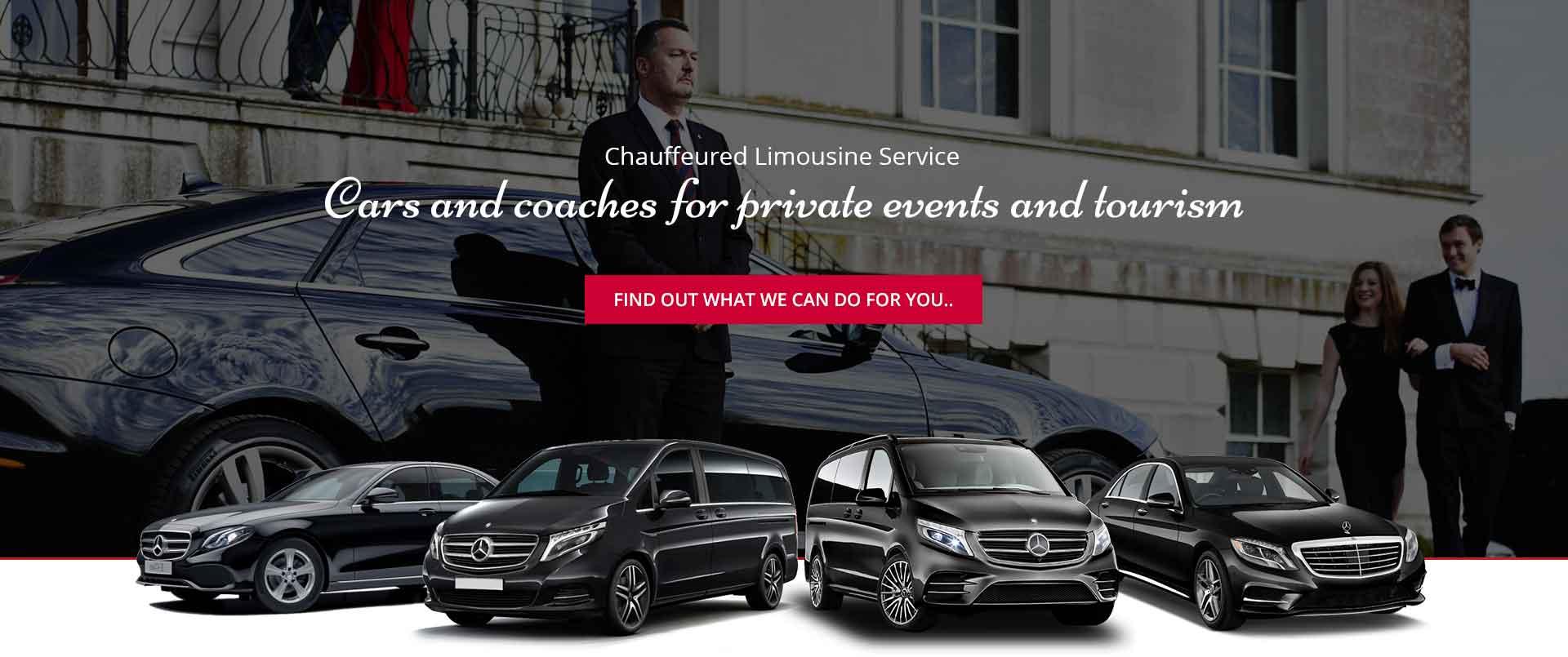 Chauffeured Limousine Service